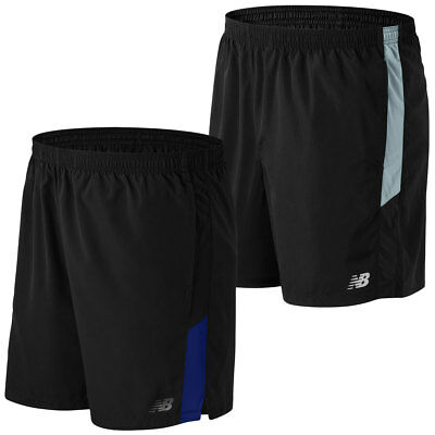 New Balance 2016 Mens Accelerate 7inch Shorts Running Gym Fitness Training