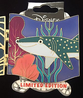 Disney Pixar Pin Dsf Dssh Finding Dory Summer Bash Destiny Stained Glass Le 300