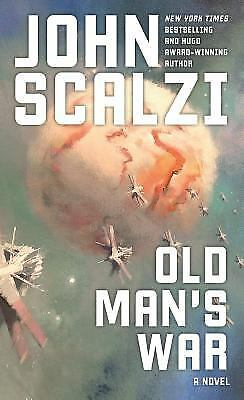 Old Man's War by Scalzi, John