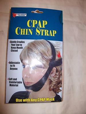 North American CPAP Chin Strap Adjustable JB5856 New in Opened Box