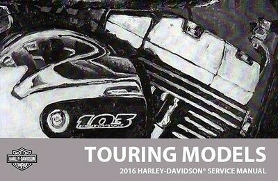 2016 harley touring service repair manual cd with electrical rh picclick com 2013 Harley-Davidson FLHX 2013 Harley-Davidson FLHX