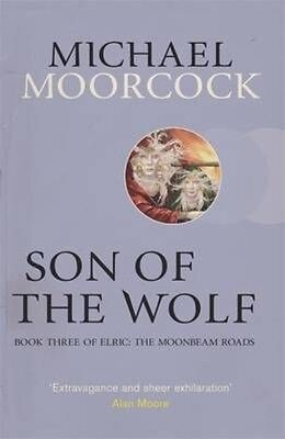 Son of the Wolf by Michael Moorcock Paperback Book (English)