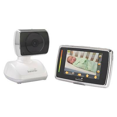 NEW Summer Infant Wireless Touchscreen Digital Color Baby Video Monitor 29240