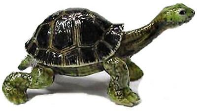 Northern Rose Miniature Porcelain Animal Figure Galapagos Tortoise R094