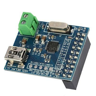 8-CH/16-CH Controller USB HID Programmable Power Supply Control Relay Board S1V8