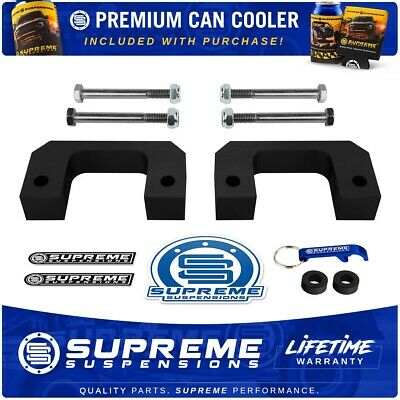 "2"" Lift Leveling Kit 07-19 Chevy Silverado GMC Sierra 1500 Front Strut Spacers"