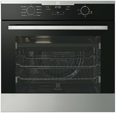 NEW Electrolux EVE614SC 60cm Electric Oven