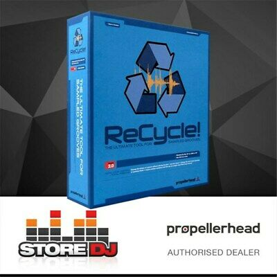 Propellerhead ReCycle 2.2 Loop Editor Software