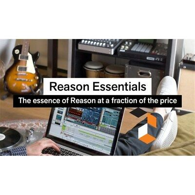 Propellerhead Reason Essentials 9 DAW Software