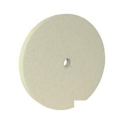 Silverline Felt Buffing Wheel 150mm DIY Power Tool Accessories