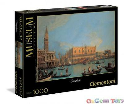 Clementoni 39346 - Jigsaw Puzzle 1000 Piece - Museum Collection - Ducal Palace I