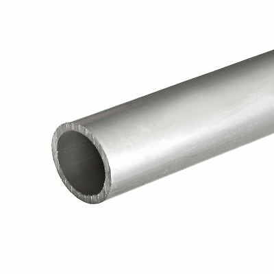 "6063-T52 Aluminum Pipe 1/2 NPS NPS, 48 inches long, SCH 40, (0.84"" OD x 0.62 ID)"
