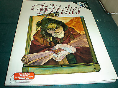 Role Aids Witches (747) Suit Ad&d 1990