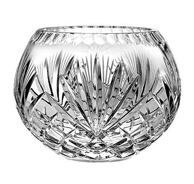 Majestic Crystal Majestic Crystal Rose Bowl