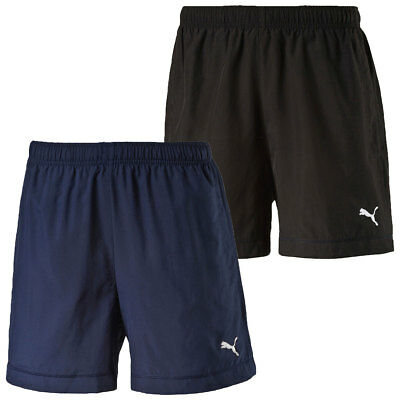 "34% OFF RRP Puma Sport Mens Essential Woven 5"" Shorts Gym Training Workout"