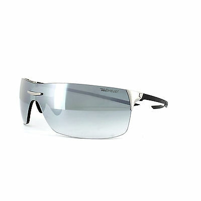 Tag Heuer Sunglasses Squadra 5502 110 Black & White Grey Gradient