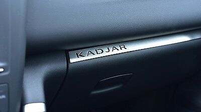 Plaque Renault Kadjar Energy Bose Zen Intens Night & Day Life Dci Tce 4X4 Awd