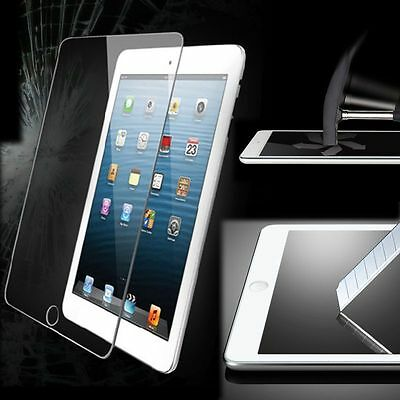 2X Premium Tempered Glass Screen Protector Film Guard for Apple iPad 2 3 4 -9.7""