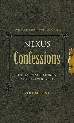 Nexus Confessions: Volume 1 by Mass Market Paperback Book (English)