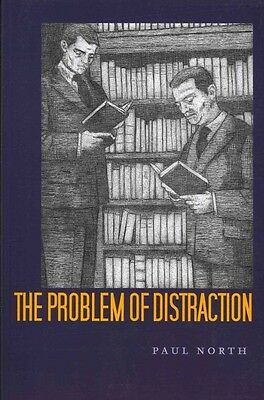 The Problem of Distraction by Paul North Paperback Book (English)