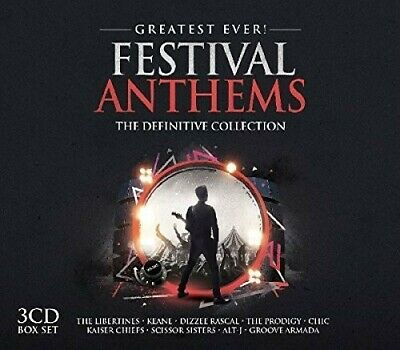 Various Artists - Greatest Ever Festival Anthems [New CD] UK - Import