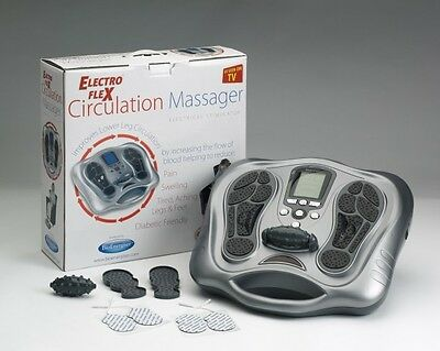 ElectroFlex deluxe 2011 Circulation Massager Demo unit with 2 J. G