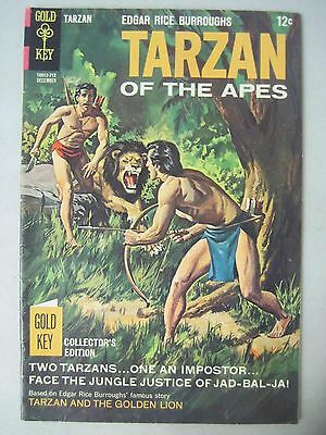 Tarzan #173 December 1967 Gold Key Comics Russ Manning