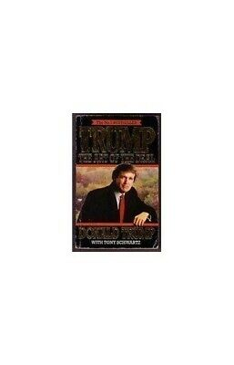 Trump - Art of the Deal by Schwartz, Tony Paperback Book The Cheap Fast Free