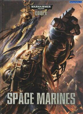Codex Space Marines by Robin Cruddace Book The Cheap Fast Free Post