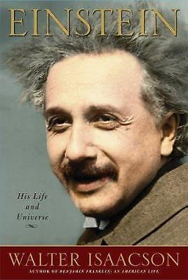 Einstein : His Life and Universe by Walter Isaacson
