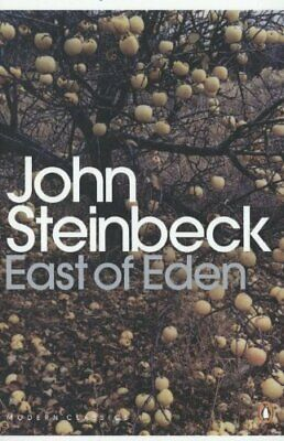 East of Eden (Penguin Modern Classics) by Steinbeck, Mr John Paperback Book The