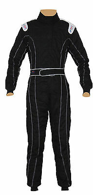 New Adult Karting/Race/Rally One Piece Suits Poly Cotton 8 Brilliant Colours