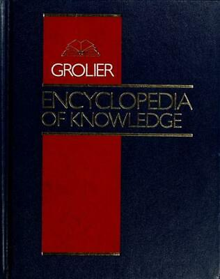 The Grolier Encyclopedia of Knowledge