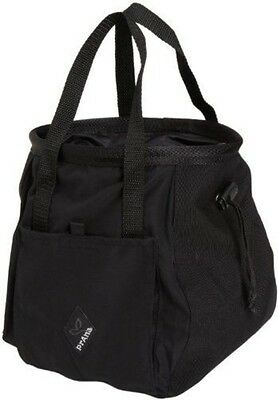 prAna Unisex Bucket Bag, Black, One Size
