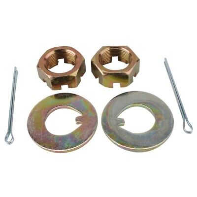 """Pinto/Mustang II Spindle Nut & Washer Kit 13/16""""-20  - 910-615074"""