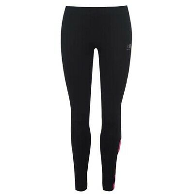 Ladies KARRIMOR Full Length Running Tights - Pants Trousers Fitness Cycling New