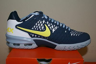NIKE MEN'S AIR Max Cage Tennis Shoe Style 554875174
