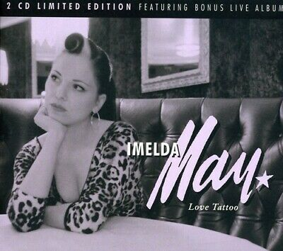 Imelda May - Love Tattoo [New CD] UK - Import Universal UK