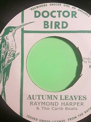 Doctor Bird You Send Me / Autumn Leaves Jackie Opel