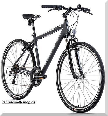 fahrrad trekking cross bike 28 alu herren shimano 24 gang eur 130 00 picclick de. Black Bedroom Furniture Sets. Home Design Ideas