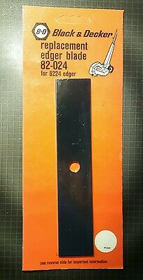 Replacment Edger Blade Black & Decker 82-024 for 8224 Lawn Yard Edger NEW OEM