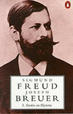The Penguin Freud Library,Vol.3: Studies On Hyste... by Freud, Sigmund Paperback