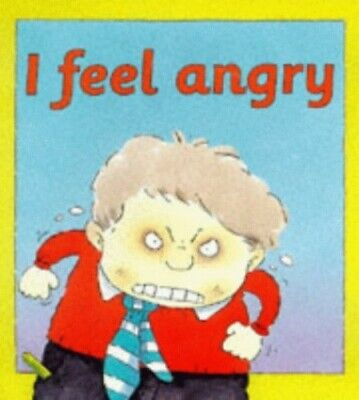 I Feel Angry (Your Emotions) by Moses, Brian Paperback Book The Cheap Fast Free