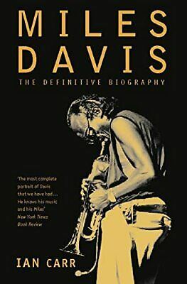 Miles Davis: The Definitive Biography by Carr, Ian Paperback Book The Cheap Fast