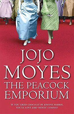 The Peacock Emporium by Moyes, Jojo Paperback Book The Cheap Fast Free Post