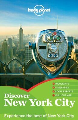 Lonely Planet Discover New York City (Travel Guide) by Presser, Brandon Book The