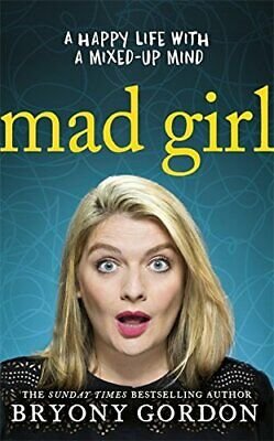 Mad Girl by Gordon, Bryony Book The Cheap Fast Free Post