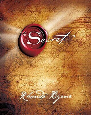 The Secret by Rhonda Byrne Hardback Book The Cheap Fast Free Post