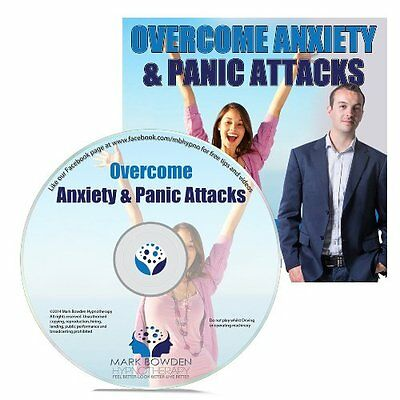How To Deal With And Overcome Anxiety And Panic Attacks Hypnosis CD-Become relax
