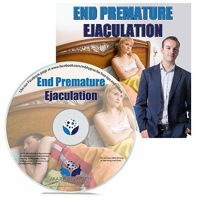 End Premature Ejaculation Hypnosis CD + FREE MP3 VERSION increase your stamina
